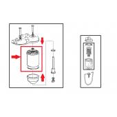 Filtr paliwa 93-2890